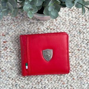 Scuderia Ferrari wallet